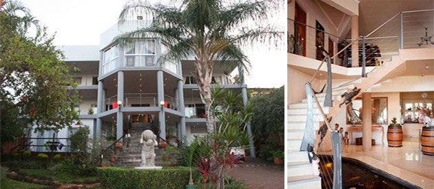Villa Candilabra Boutique Hotels - Komatipoort accommodation - Mpumalanga